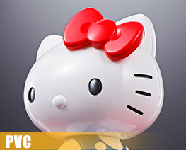 PV9552  Chogokin Hello Kitty 45th Anniversary (PVC)