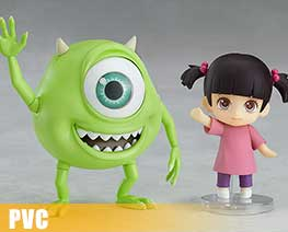 PV7923  Nendoroid Mike & Boo
