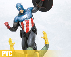 PV0593  Captain America (PVC)