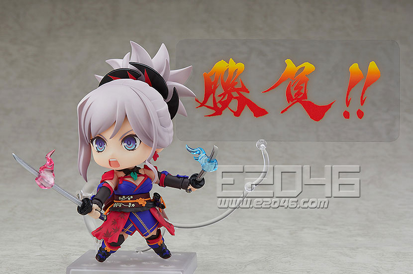 Nendoroid Miyamoto Musashi (PVC)