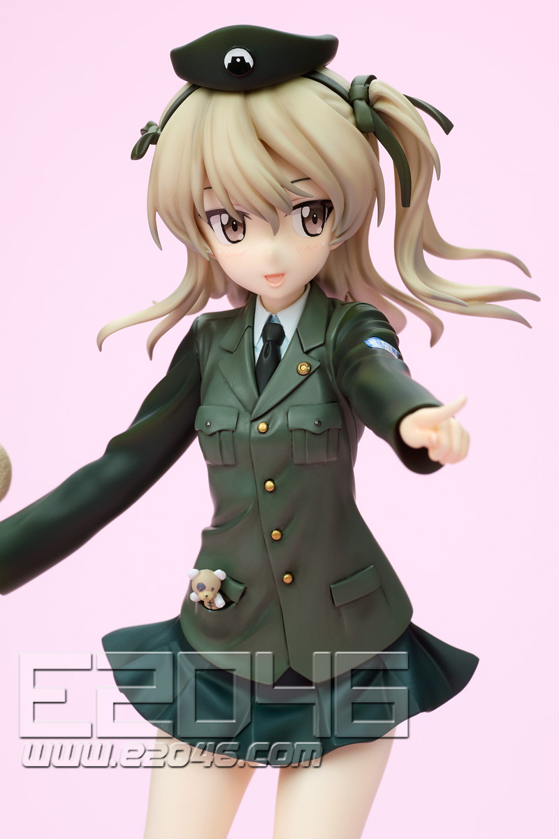 Shimada Alice Kei Panzer Jacket Version (PVC)