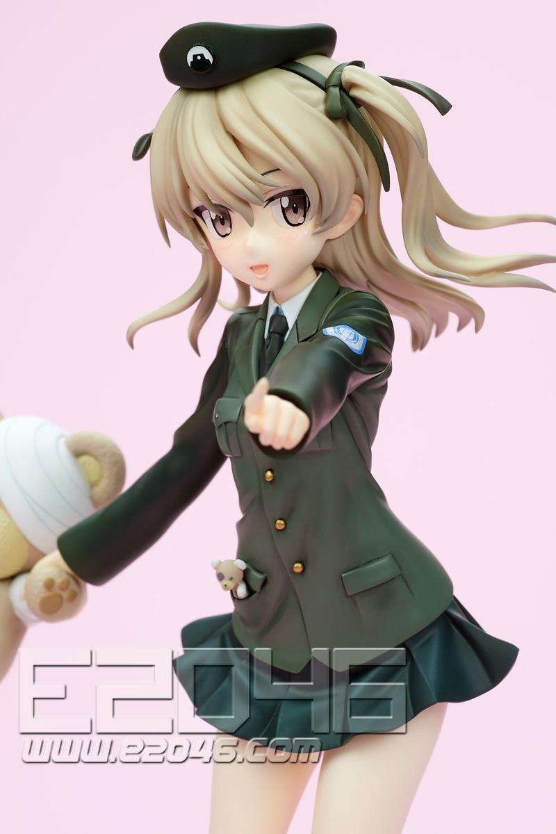 岛田爱里寿装甲夹克版 (PVC)