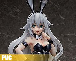 PV7817 1/4 黑心兔子版 (PVC)