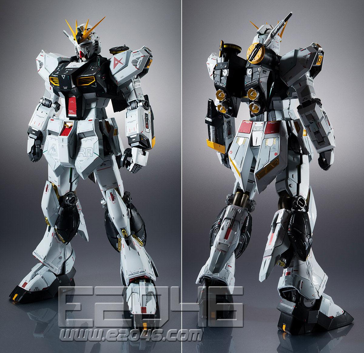 Kaitai Shouki RX-93 Nu Gundam (PVC)