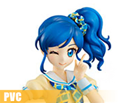 PV9566 1/7 Kiriya Aoi Blue Stage Version (PVC)