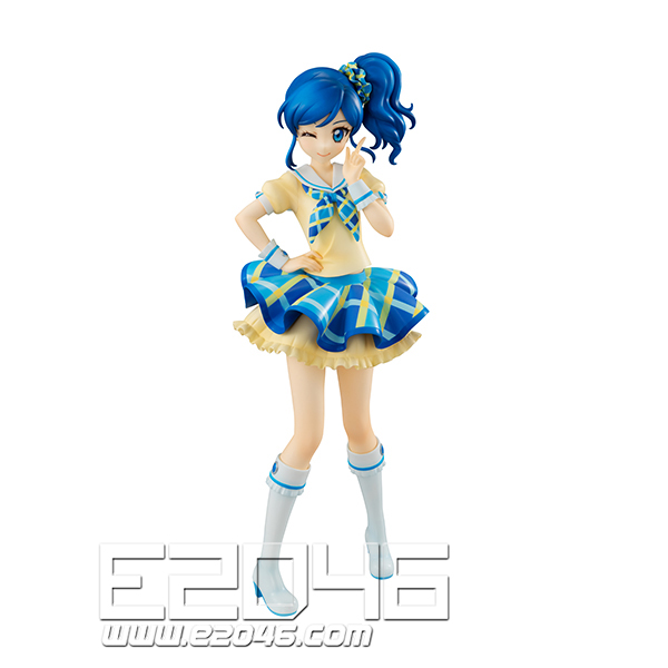 Kiriya Aoi Blue Stage Coordinate (PVC)