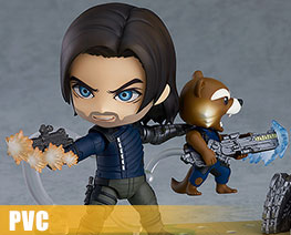 PV9172  Nendoroid Winter Soldier Infinity Edition DX Version (PVC)