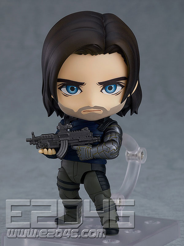 Nendoroid Winter Soldier Infinity Edition DX Version (PVC)