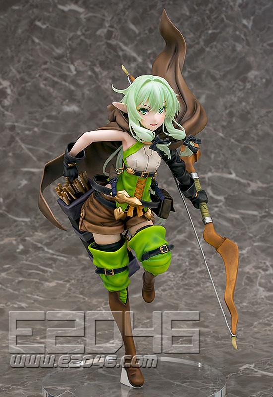 Half Elf Archer (PVC)