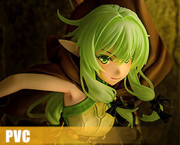 PV8916 1/7 Half Elf Archer (PVC)