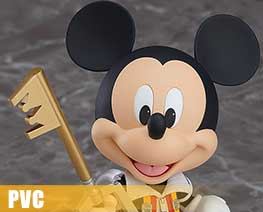 PV8602  Nendoroid King Mickey (PVC)