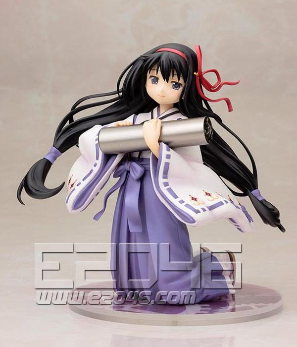 Akemi Homura Shaman Costume (PVC)