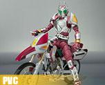 PV4093  S.H.Figuarts Kamen Rider Garren & Red Rambus Set (PVC)