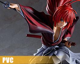 PV8055  Himura Kenshin (PVC)
