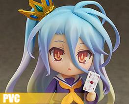 PV6401 SD Nendoroid Shiro (PVC)