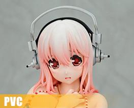 PV10470 1/6 Super Sonico Paisura Bikini Version (PVC)