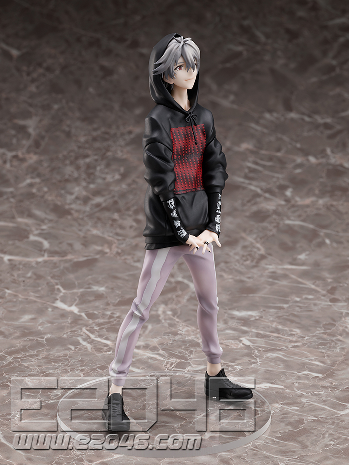 Nagisa Kaworu Radio Version (PVC)