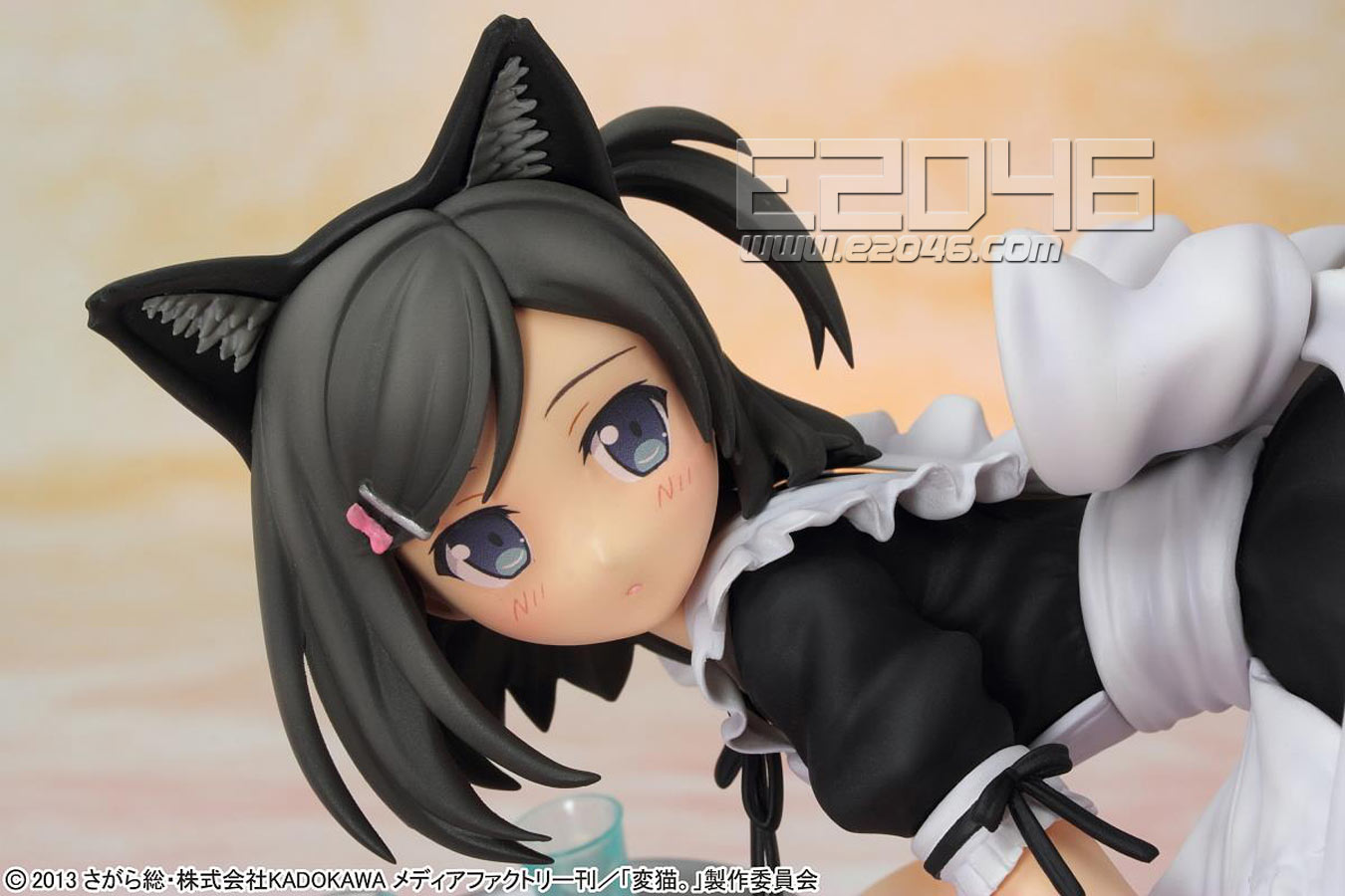 Tsutsukakushi Tsukiko Cat Ear Maid Version (PVC)