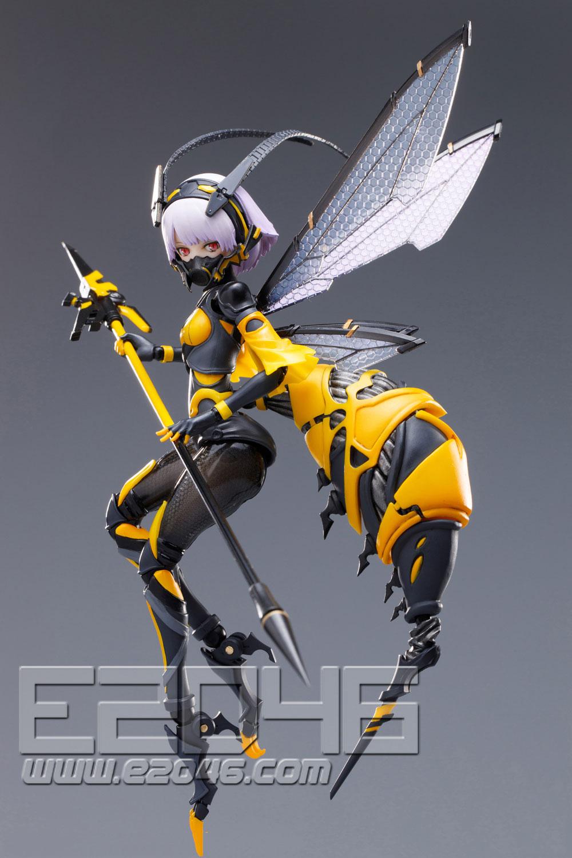 BEE-03W 嗡酱 (PVC)