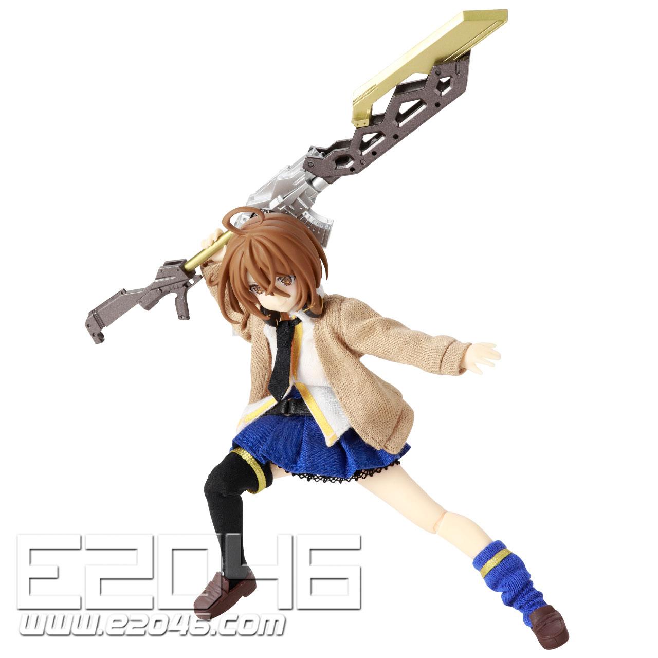 Kawamura Yuzuriha Pla Armor Version (PVC)