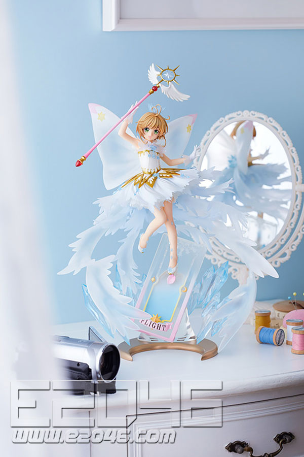 Kinomoto Sakura Hello Brand New World Version (PVC)