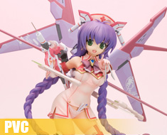 PV0756 1/8 Nurse Girl Nana Megami Magazine Creaters vol.8 (PVC)