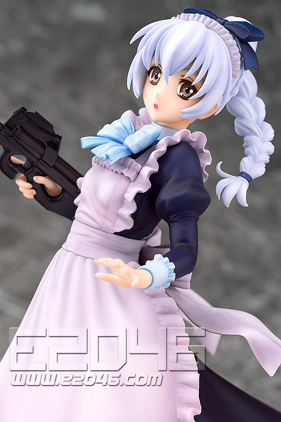 Teletha Testarossa Maid Version (PVC)