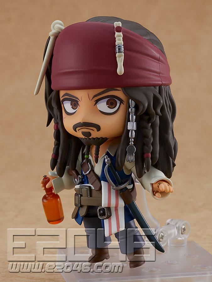 Nendoroid Jack Sparrow (PVC)