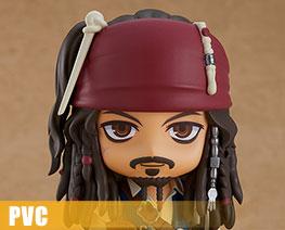 PV12067  Nendoroid Jack Sparrow (PVC)