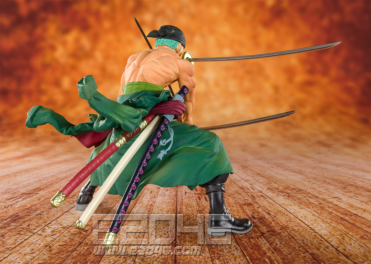 Pirate Hunter Zoro (PVC)