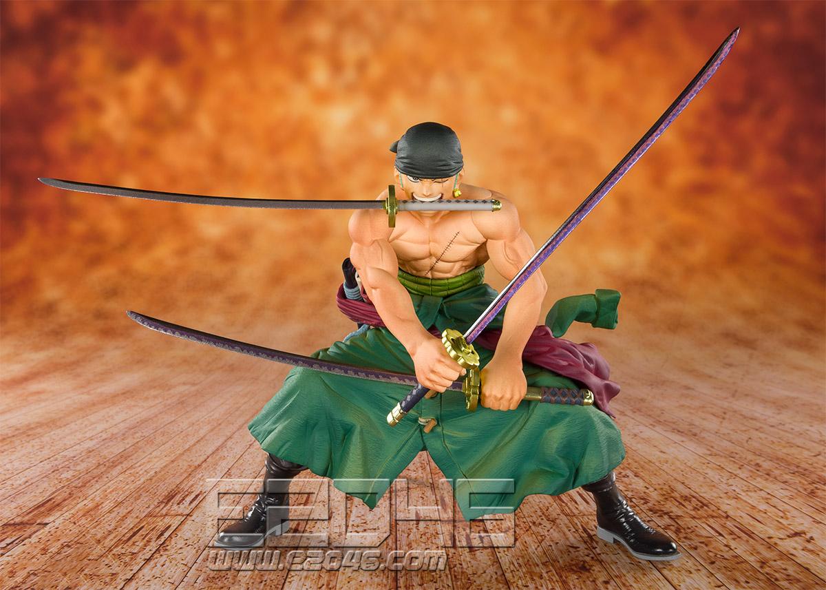 Pirate Hunter Zoro (PVC)