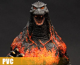 PV8954  Godzilla 1995 Landing in Hong Kong Version(PVC)