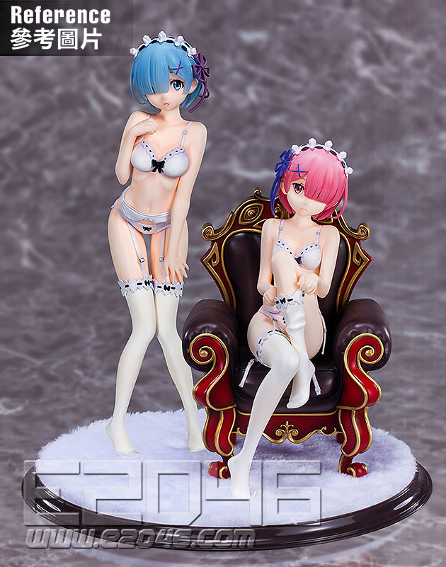 Ram Lingerie Version (PVC)