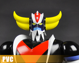 PV9805  Grendizer Standard Version Repainting Color (PVC)