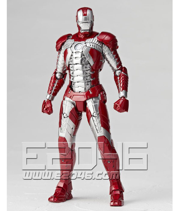 Iron Man Mark V (PVC)