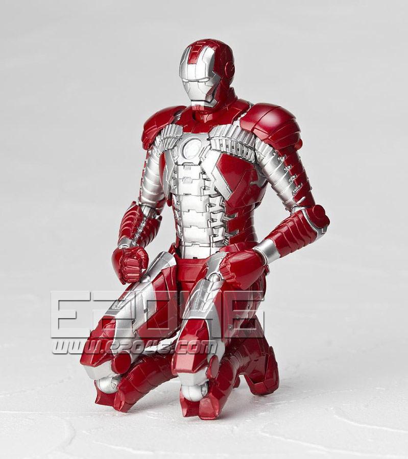 Iron Man Mark V (PVC)