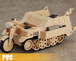 PV8588  Nendoroid More SdKfz 2 (PVC)