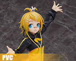 PV9299 1/7 Kagamine Rin Stylish Energy R Version (PVC)