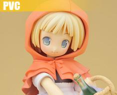 PV0154 1/8 Little Red Riding Hood (PVC)