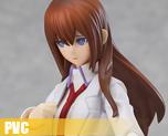 PV3751  Figma Makise Kurisu White Coat Version (PVC)