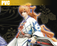 PV0304 1/10 Minamotono Kurou Yoshitune (PVC)