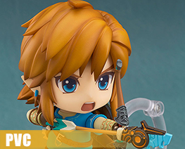 PV6868 SD Nendoroid Link Breath of the Wild Version (PVC)