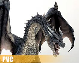 PV12535  Black Dragon Fatalis (PVC)