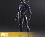 PV6256  Play Arts Kai Nightwing (PVC)