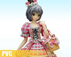 PV0574 1/7 Gothic Lolita Dress Yuki Nagato (PVC)
