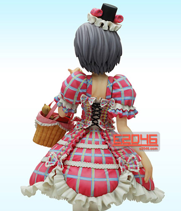 Gothic Lolita Dress Yuki Nagato (PVC)