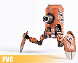 PV10948 1/12 PF2001C 三號機橙 (PVC)