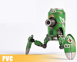 PV10949 1/12 PF2001D 四號機綠 (PVC)