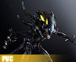 PV4145  Alien Spitter (PVC)