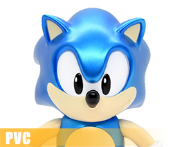PV11720  Sonic the Hedgehog Metallic Color (PVC)